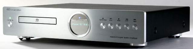 Music Hall Maverick SACD Player