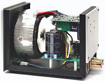 Inside the Channel Island Audio D-200 Amplifier