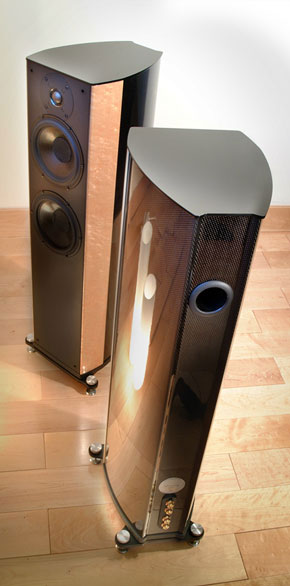 Wilson Benesch Curve Floorstanding Speaker Review