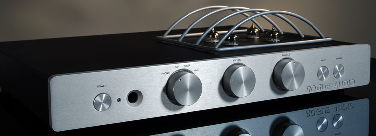 Rogue Audio Perseus Tube Preamplifier