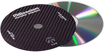 Millennium Damper CD Mat