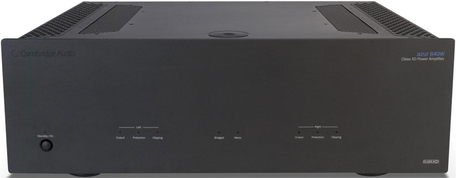 Cambridge Audio Azur 840E Preamplifier & 840W Monoblock ...