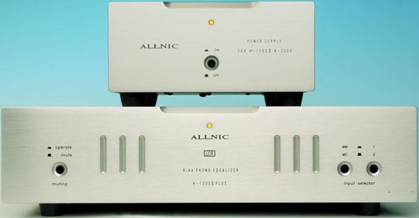 Allnic H-1500 II SE Plus Phono Preamplifier Review - Dagogo