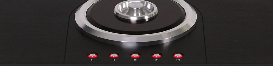 Ayon Audio CD-2 CD player Top close up
