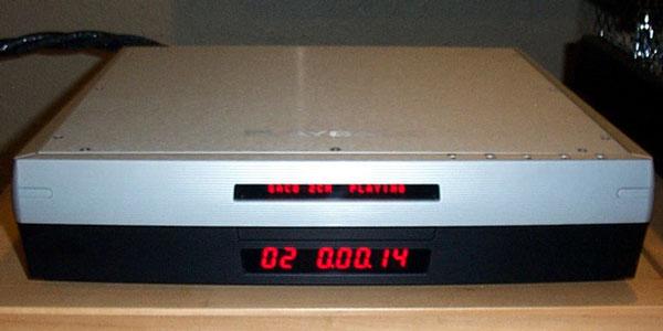 Playback Design MPS5 SACD - CD Player