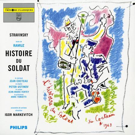 Igor Markevitch/Stravinsky: Histoire du Soldat
