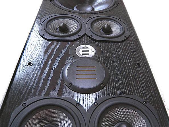 Legacy Audio Whisper DSW front panel