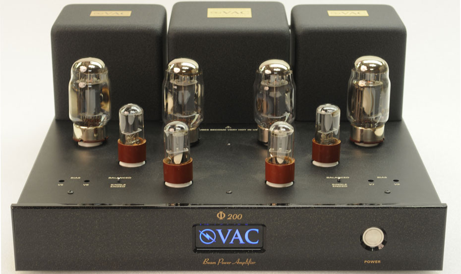 VAC Phi 200 Tube Monoblock Amplifier
