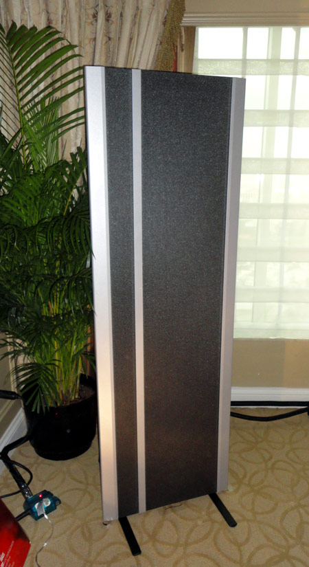 Magnepan - Audio Research at CES 2011