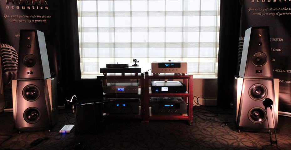 Avatar Acoustics at CES 2011