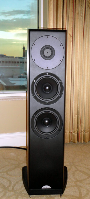Naim Audio at CES 2011