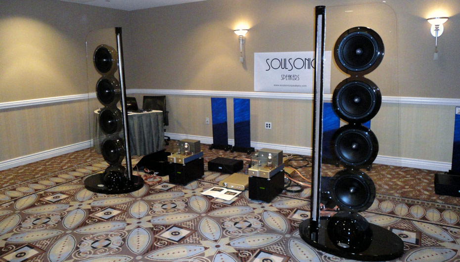 Soulsonic at CES 2011