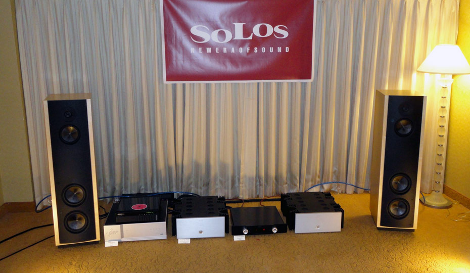 Solos Audio at CES 2011