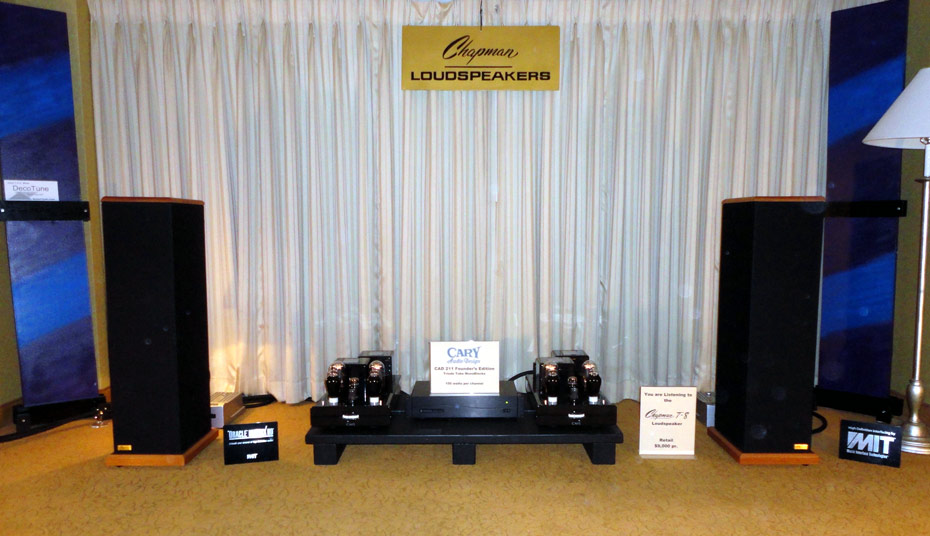Chapman Audio at CES 2011