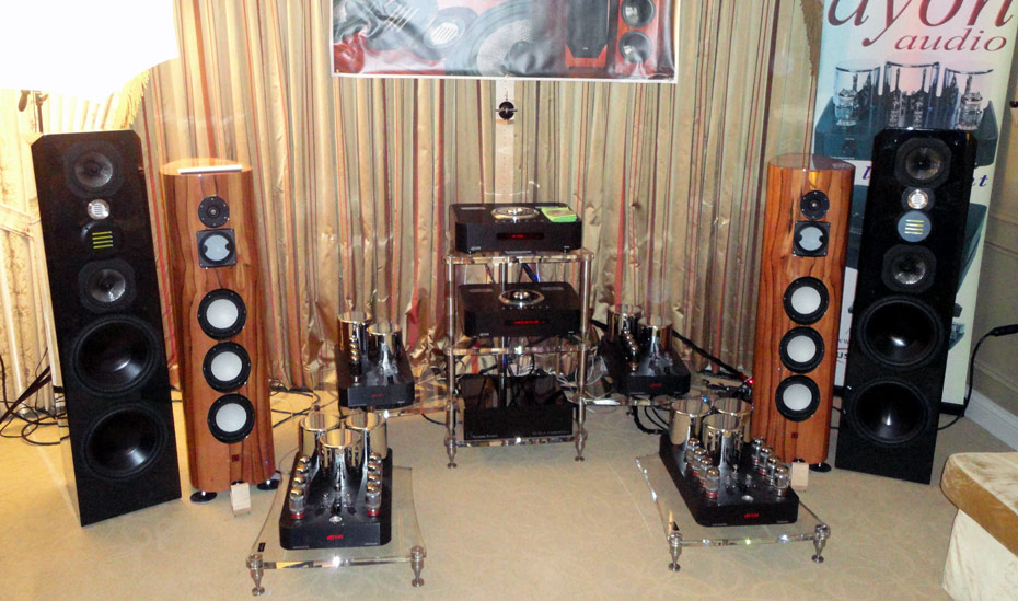 Ayon Audio, Legacy Audio at CES 2011