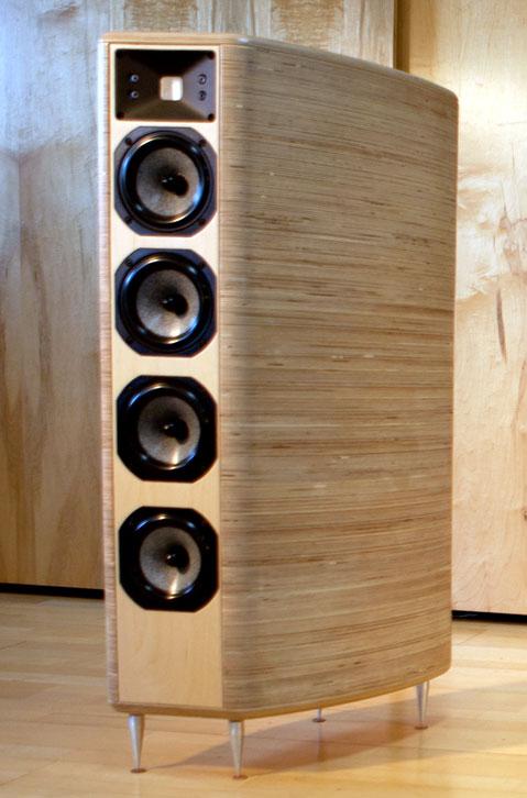 Raven Design Studio Ebb Speaker