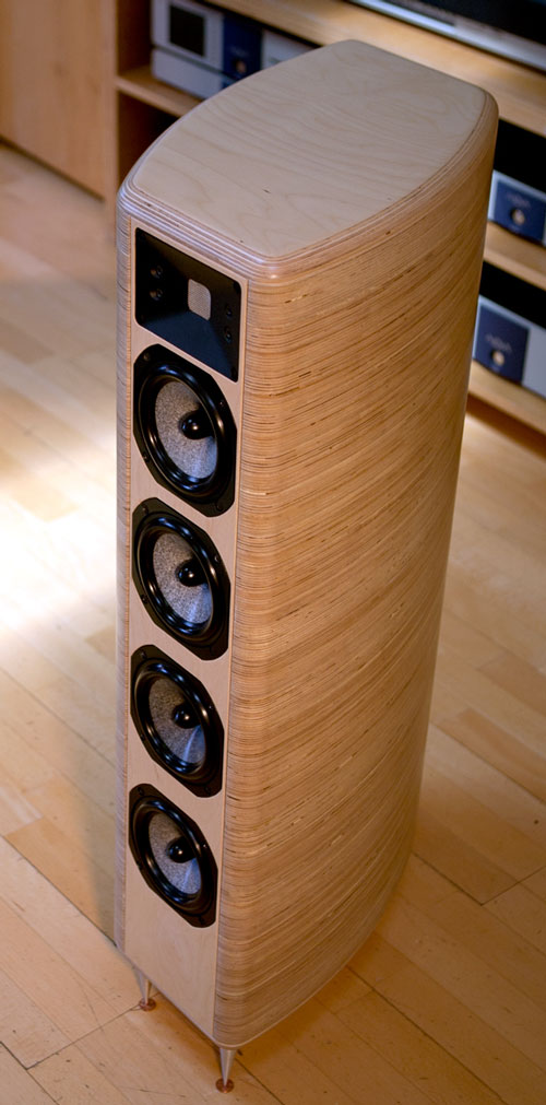 Raven Design Studio Ebb Floorstanding Speaker Review