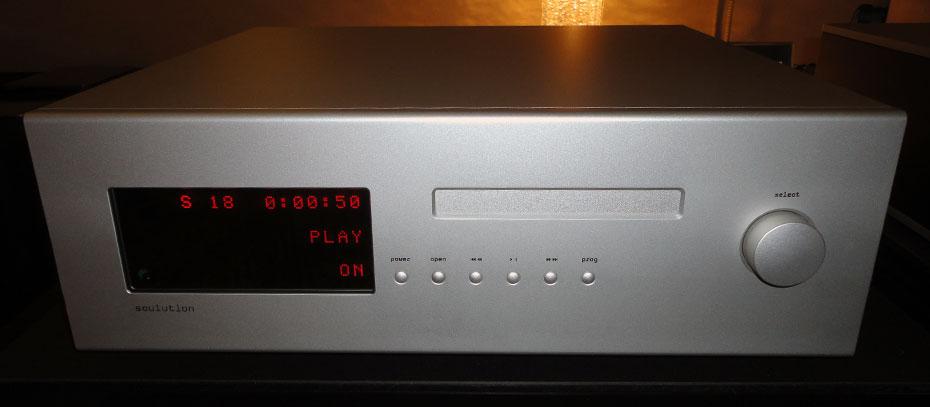 Soulution 745 CD/SACD Player