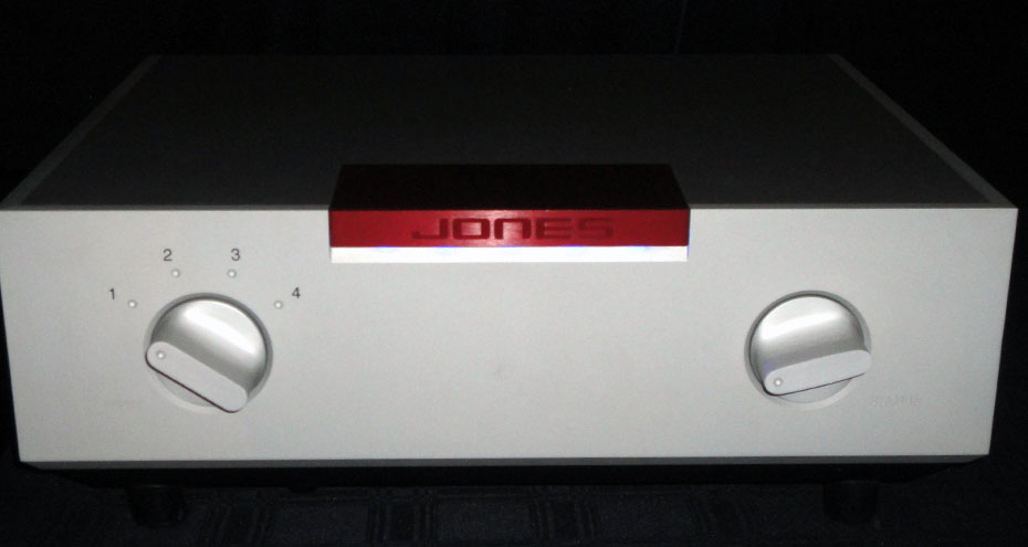 Jones Audio Pre-S1 Stereo Preamp