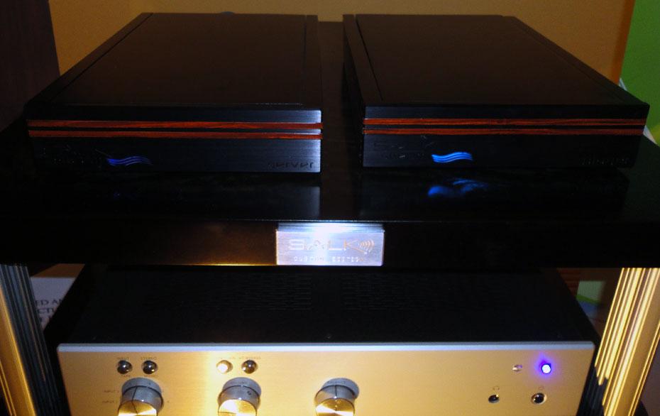 Salk StreamPlayer system