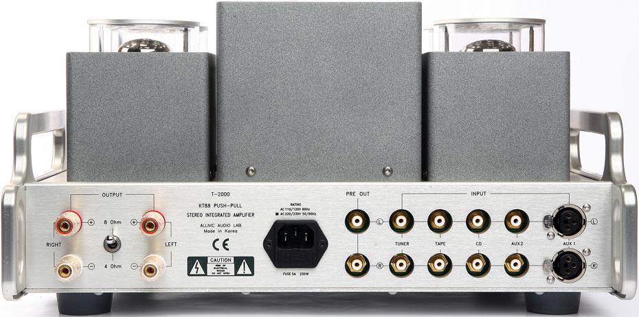 Allnic T2000 Integrated Amplifier