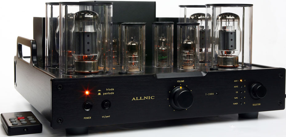 Allnic T2000 Integrated Amplifier