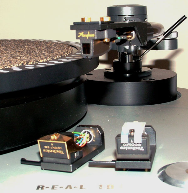 Ortofon TA110 Rubber Injected Tonearm