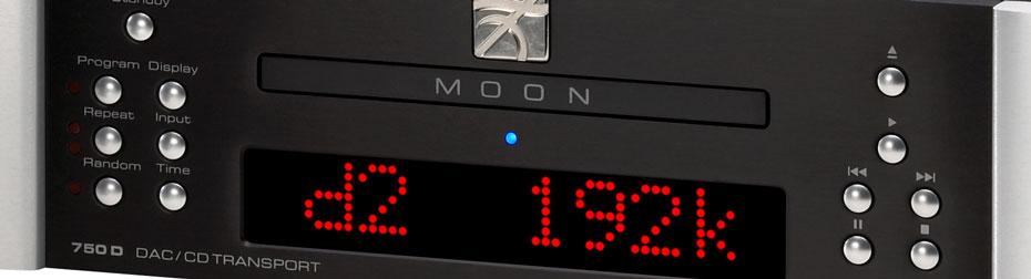 Simaudio Moon Evolution 750d Cd Player Dac Review
