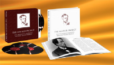 THE MAHLER PROJECT SYMPHONIES 1-9