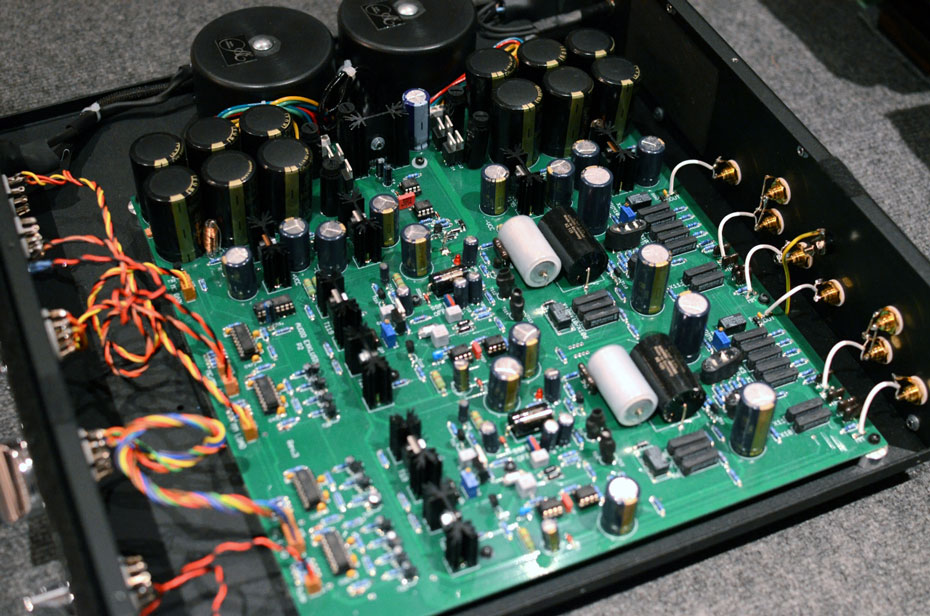 Audio Exklusiv P2 Phono Preamplifier Review