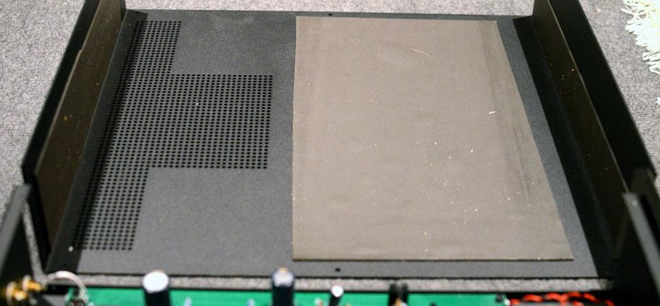 Audio Exklusiv P2 Phono Preamplifier Vibration Reduction