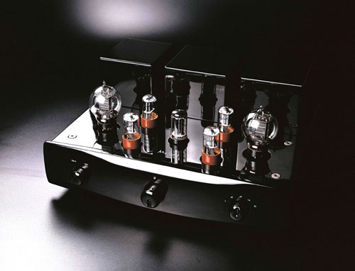 Melody Valve Pure Black 101 Preamplifier