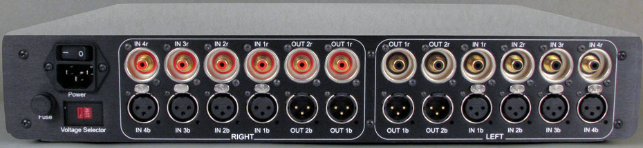 BSG Technologies QOL Signal Completion Stage Rear Plate