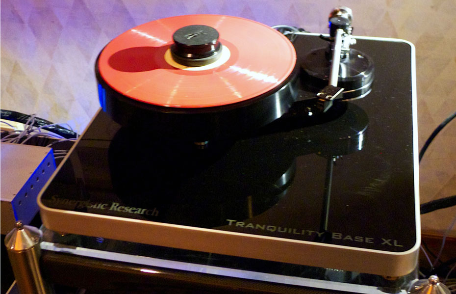 The Brinkmann Turntable