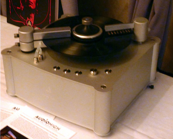 Clearaudio Double Matrix Professional Record Cleaning Machine