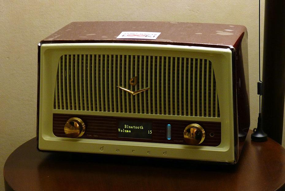 Dared RD-1 vacuum tube USB radio
