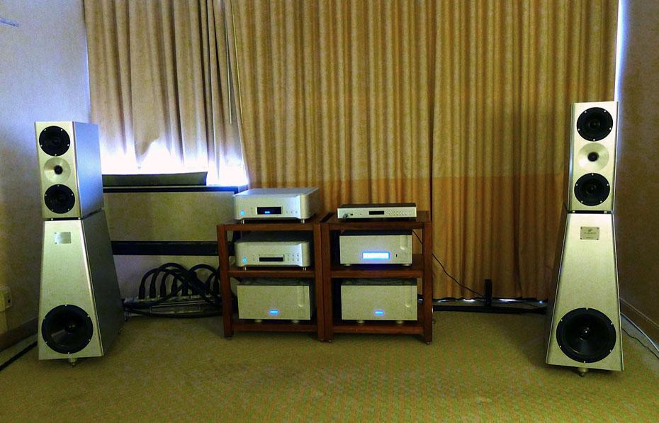 Loggie Audio Room