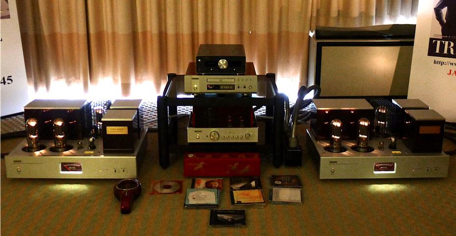 Acoustic Zen/Triode Japan Room