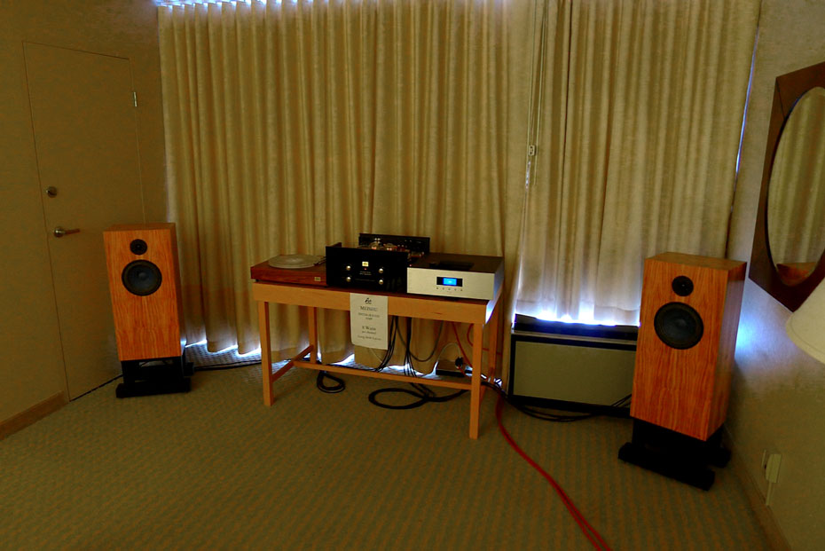 Audio Note UK Room