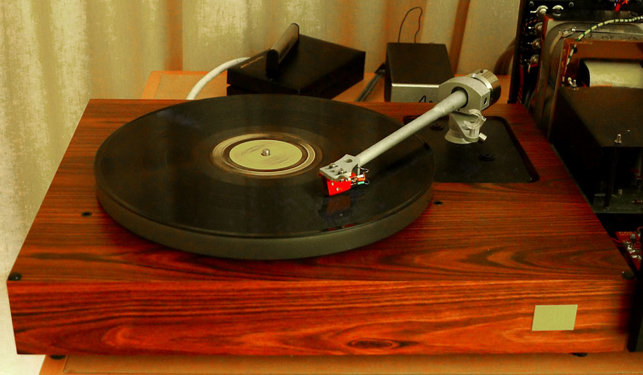 Audio Note UK TT Two Deluxe