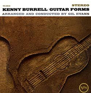 Kenny Burrell - Guitar Forms'