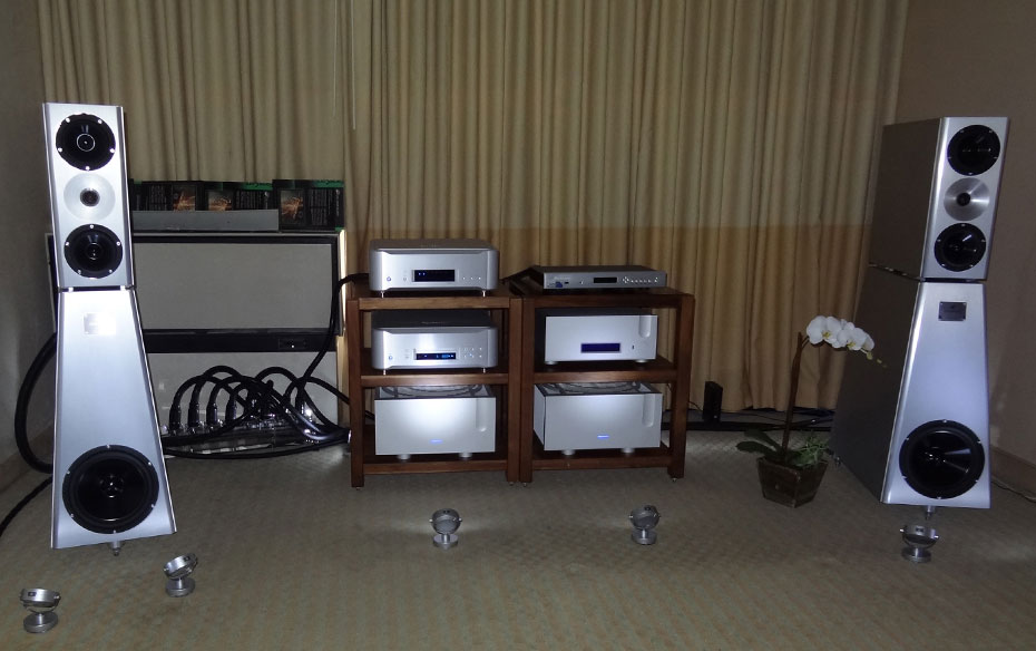 Loggie Audio/YG Acoustics/Esoteric/Ypsilon/Stage III