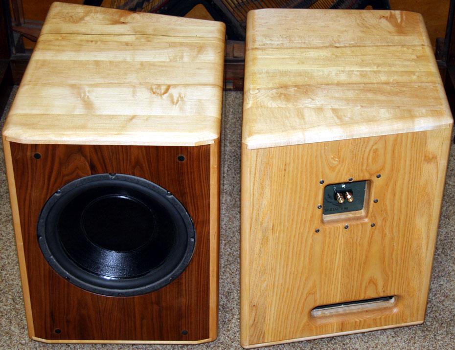Daedalus Audio Ulysses Floorstanding Speaker And Bass