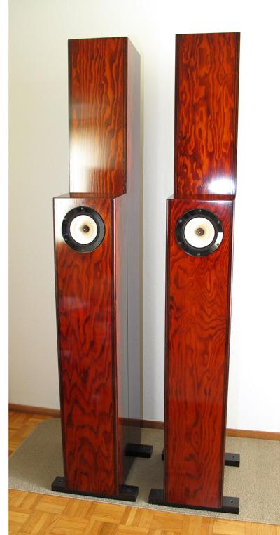 Feastrex Makoto speaker