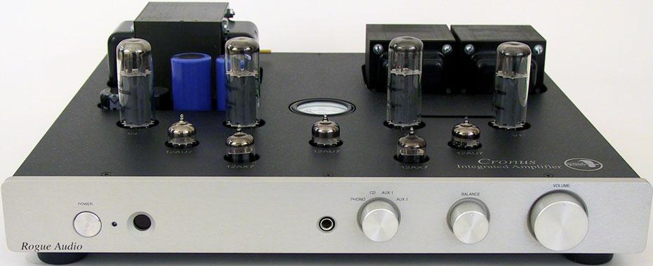 Rogue Audio Cronus integrated amplifier