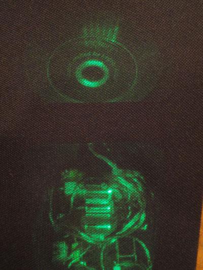 Alien ship? No, internals of Legacy Audio Aeris Speaker