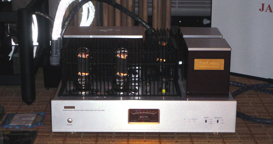 Triode Corporation TRX-M845SE Monoblock Amplifier