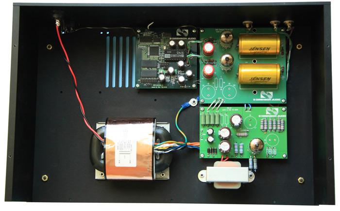 Inside the 3D DAC18