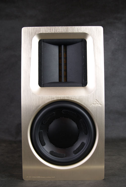 AMR LS77 Monitor front view