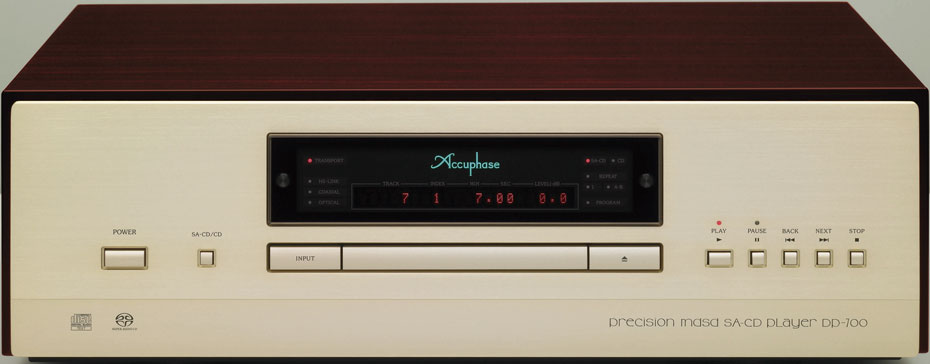 Accuphase DP700 SACD Player